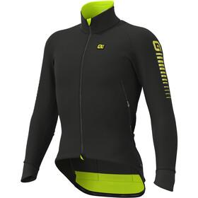 Alé Cycling Clima Protection 2.0 Race Nordik Jacke Herren schwarz/gelb